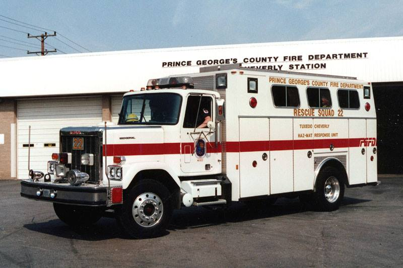 Prince George's County Fire/EMS Department: Former Fire ...
