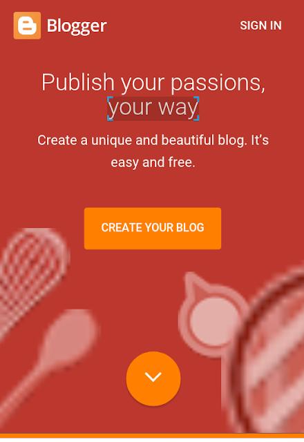Blog kaise banay