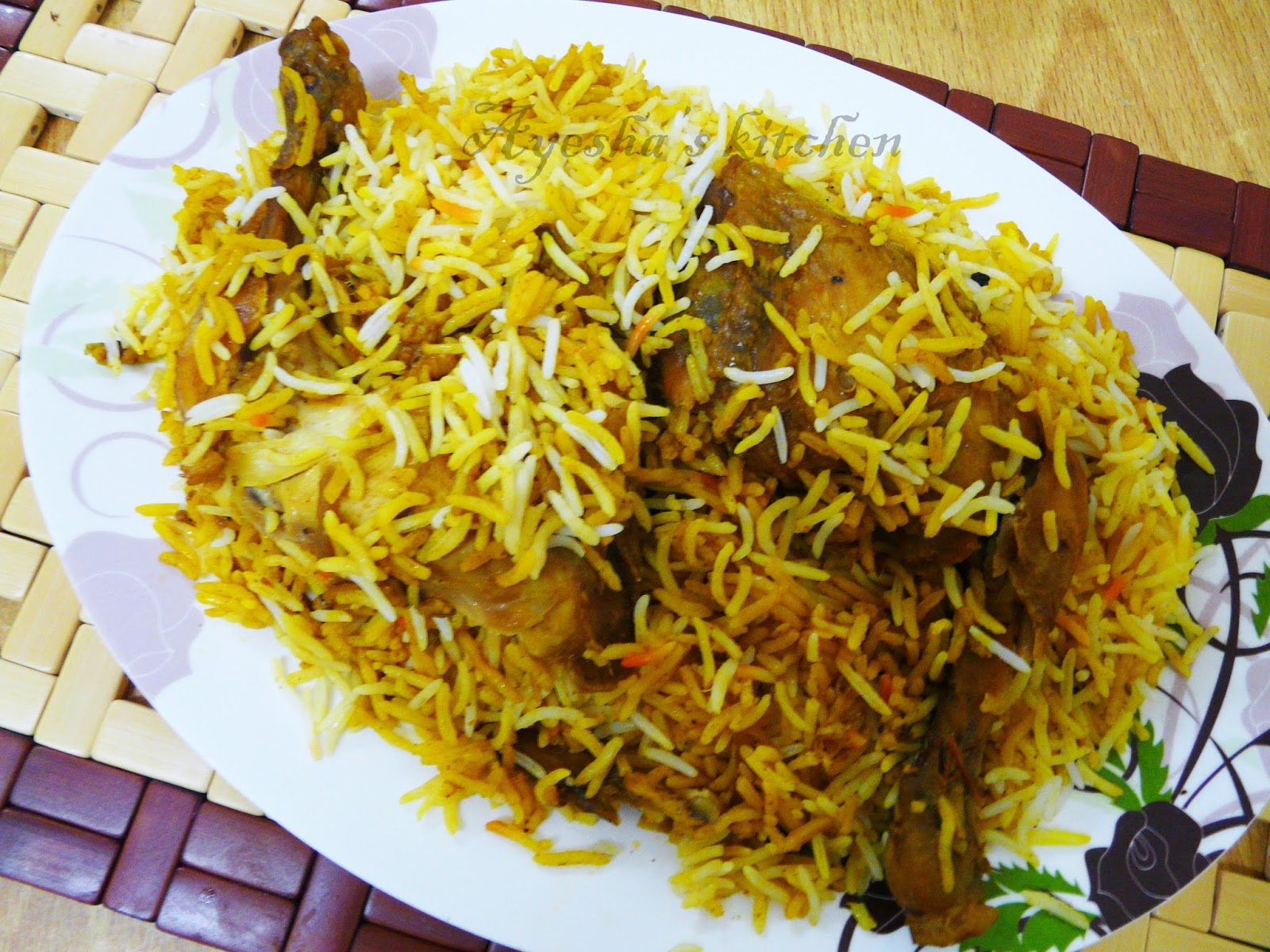Hyderabadi chicken biryani recipe how to make hyderabadi chicken hyderabadi chicken biryani forumfinder Image collections