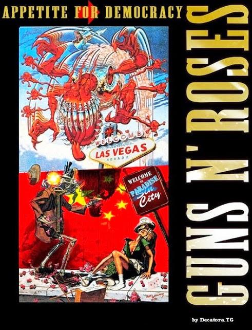 Imagem Guns N' Roses: Appetite for Democracy - Full HD 1080p