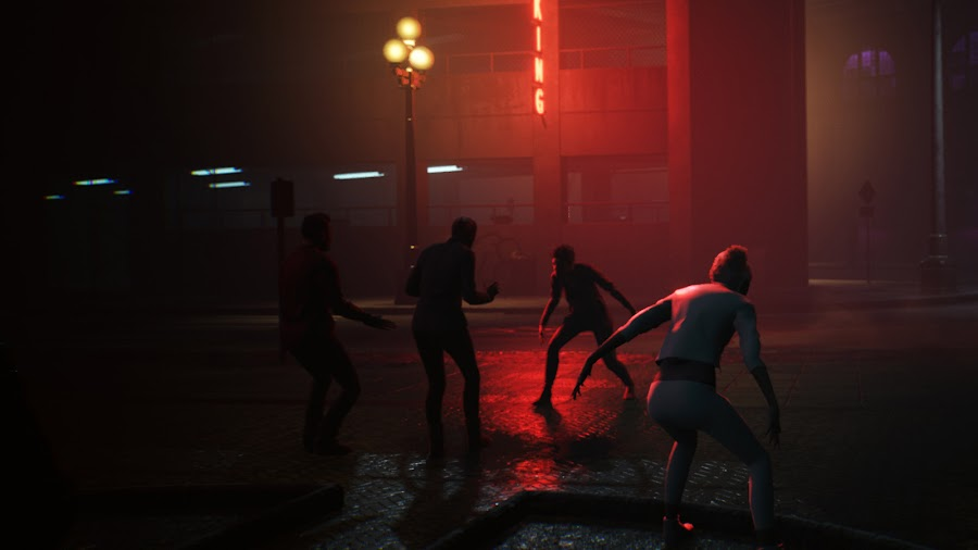 vampire the masquerade bloodlines 2 seattle pc ps4 xb1