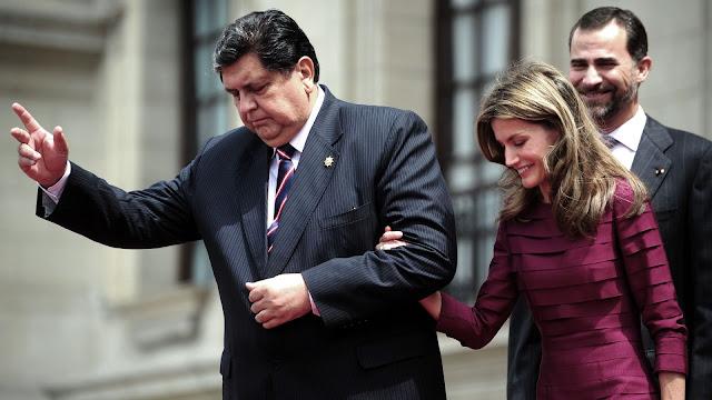 Former Peruvian President Alan Garcia Shot Himself In The