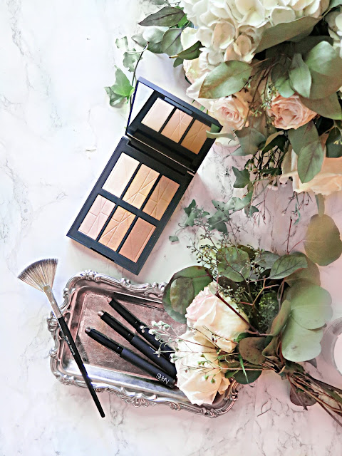 That Riviera Glow | NARS Bord de Plage Highlighting & Bronzing Palette | Review & Swatches | labellesirene.ca