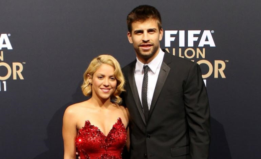 Shakira wants her man, Gerard Pique, to leave Barcelona for Chelsea or Arsenal