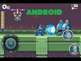 megaman collection 1-6 android