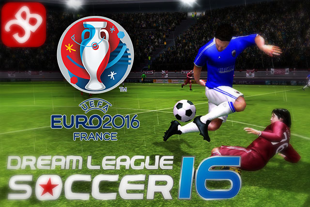 Dream League Soccer 2016 : Kits Euro Cup 2016 Edition