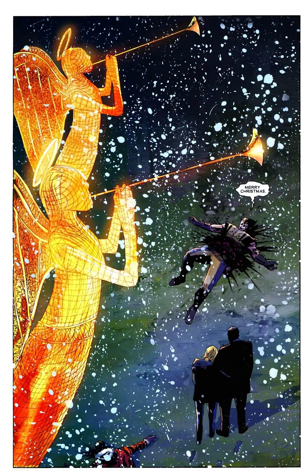 Read online Wolverine (2003) comic -  Issue #49 - 35