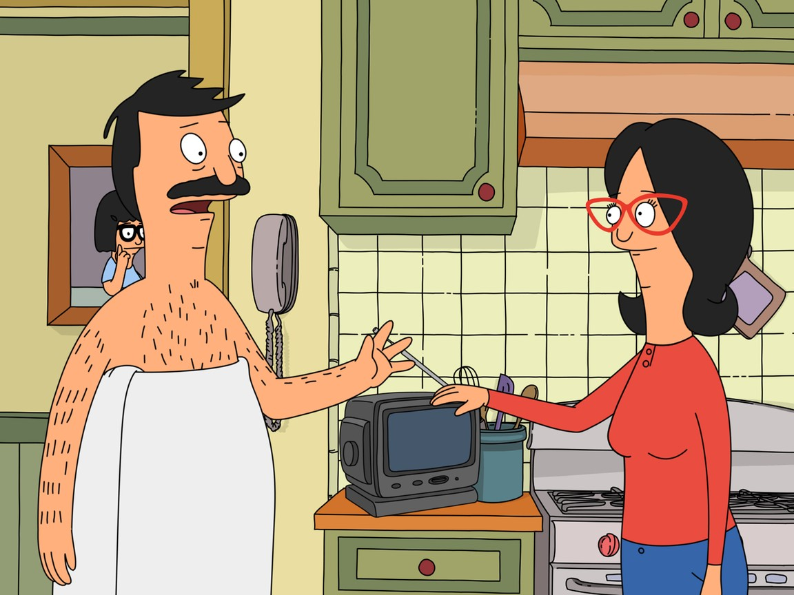 Bob's Burgers - Season 2 Episode 09: Beefsquatch