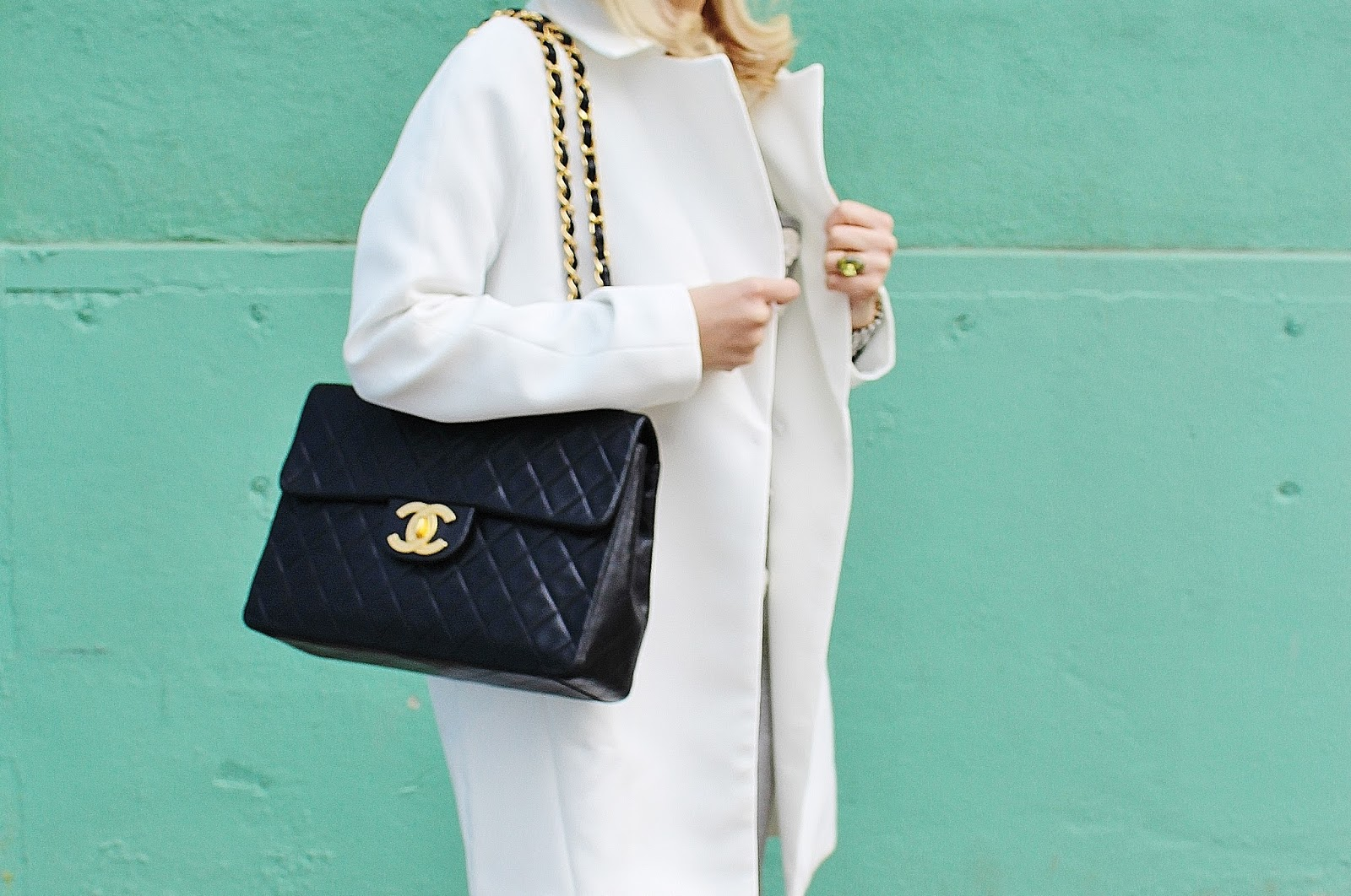 Bijuleni - Chanel Vintage Handbag