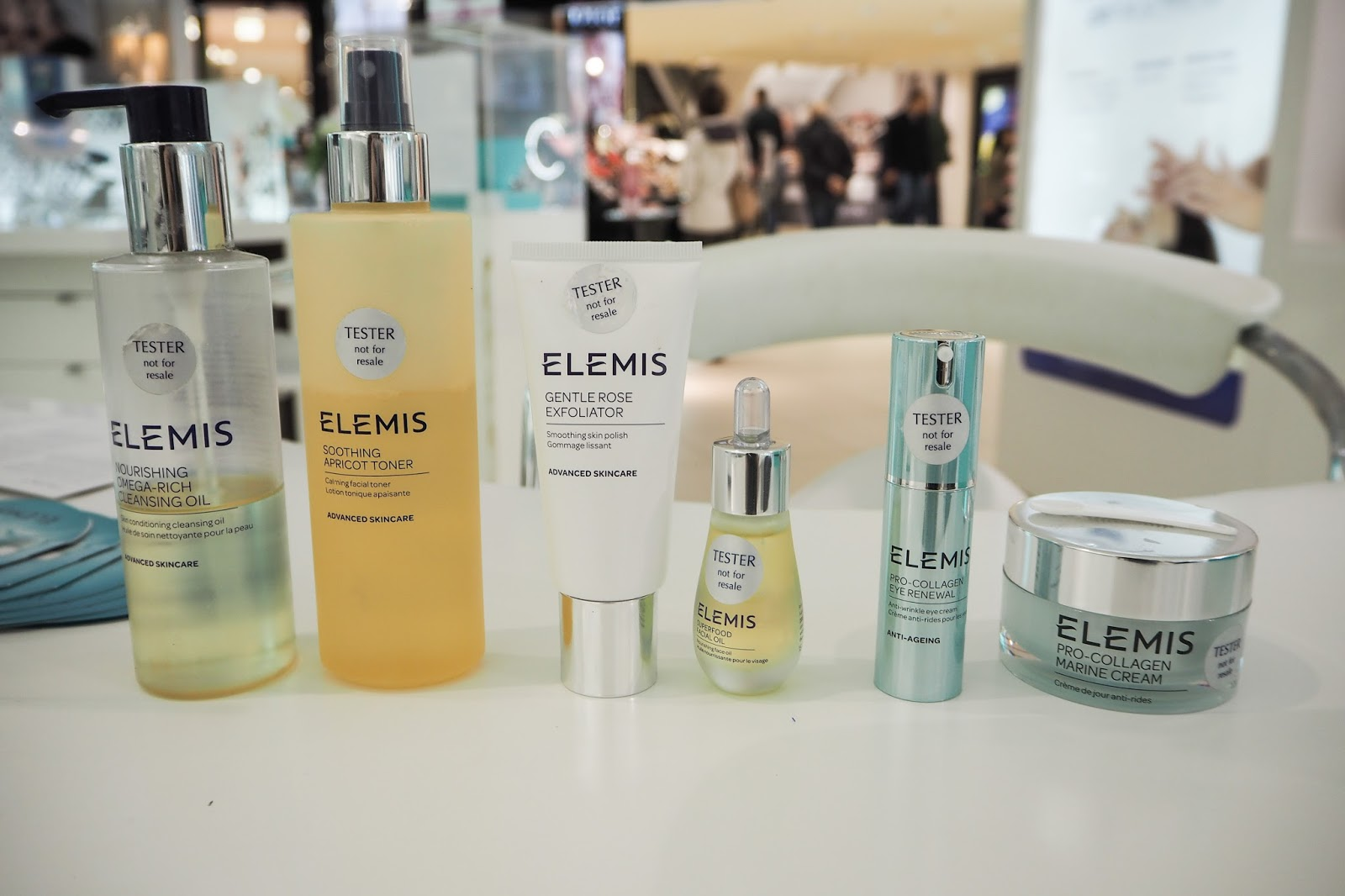 Elemis Tri Enzyme Resurfacing Facial Review