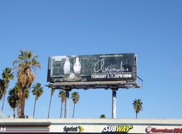 Animals season 1 billboard