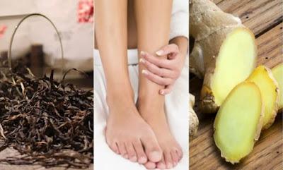 conseils pour éliminer la mauvaise odeur des pieds