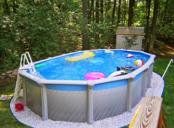 Mantenimiento de una piscina desmontable guia de jardin for Piscinas desmontables