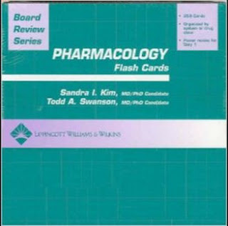 Pharmacology BRS - Flash Cards [PDF]
