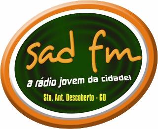 Rádio Sad FM de Santo Antônio do Descoberto GO ao vivo