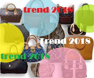 Model Tas Wanita Terbaru dan Trend  2018
