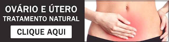 Tratamento de problema no ovário e útero