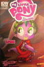 My Little Pony Micro Series #9 Comic Cover Jetpack Variant