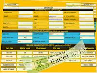 Unduh File Guru Format Excel Administrasi Guru Kelas Lengkap 2016-2017