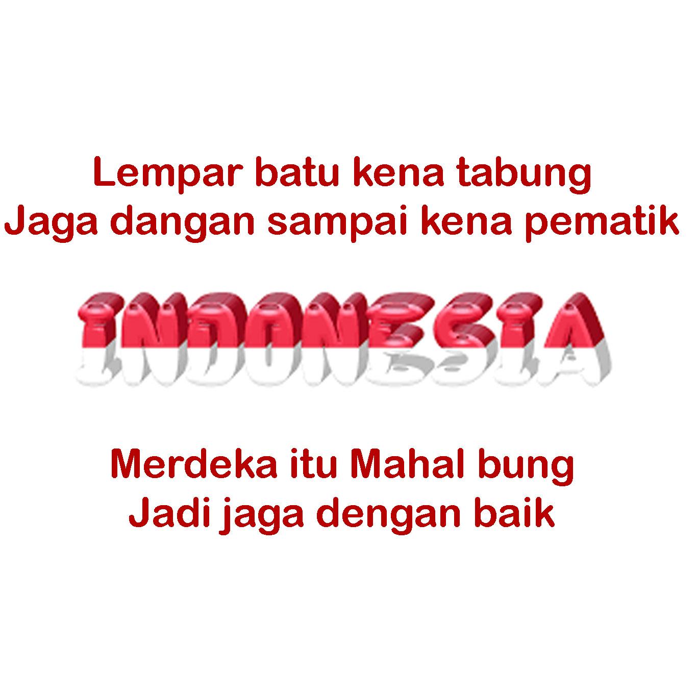 Pantun Buat Hari Kemerdekaan Indonesia Braderva Doceinfo