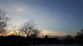 Ciel de Montréal