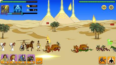 لعبة Age of War 2 مهكرة جاهزة للاندرويد, لعبة Age of War 2 مهكرة بروابط مباشرة