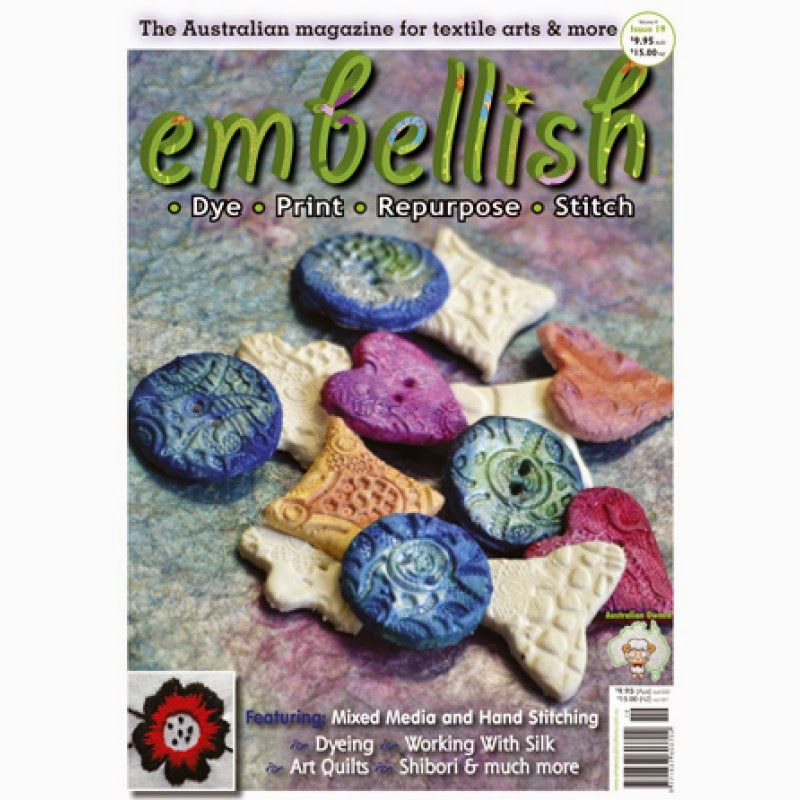 Embellish Magazine Issue 19