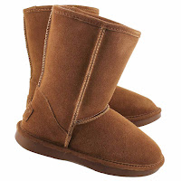 Photo of brown coloured SoftMoc Boots
