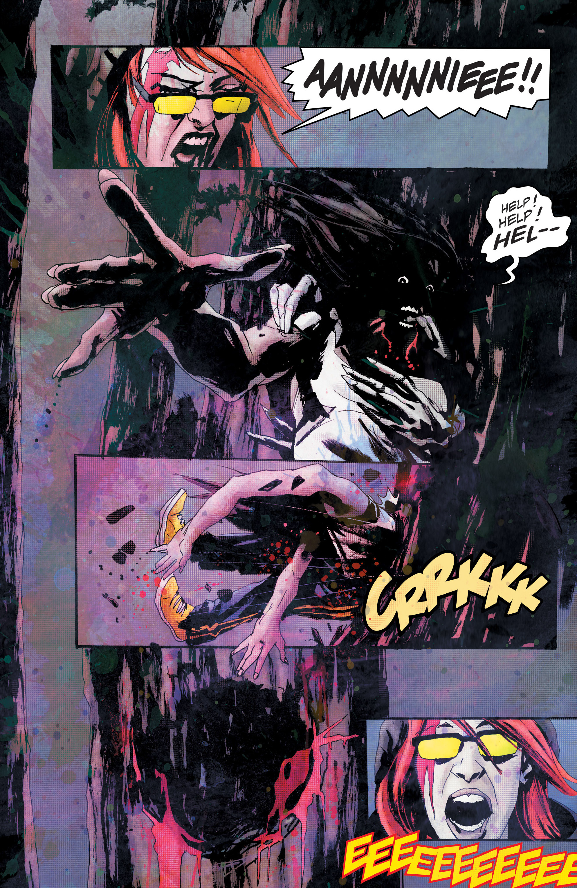 Read online Wytches comic -  Issue #1 - 22