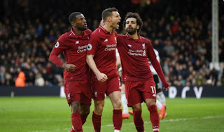 Fulham vs Liverpool 1-2 Video Gol Highlights