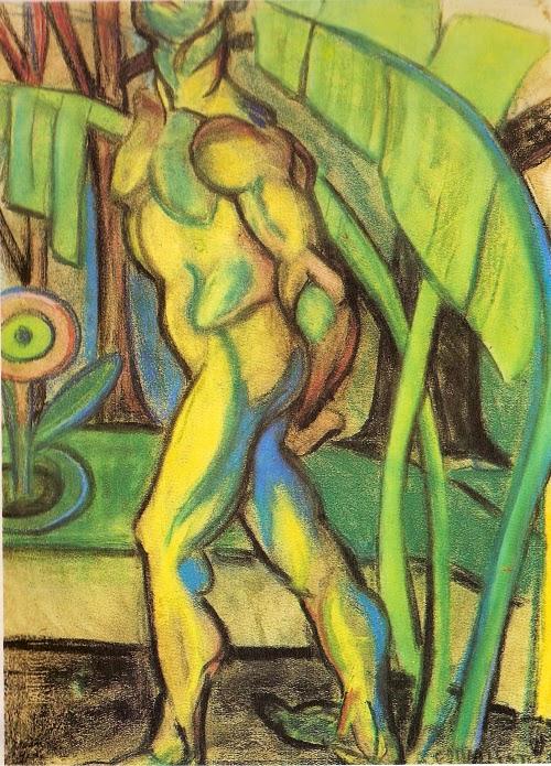O Homem de Sete Cores - Anita Malfatti e suas principais pinturas ~ Pintora brasileira