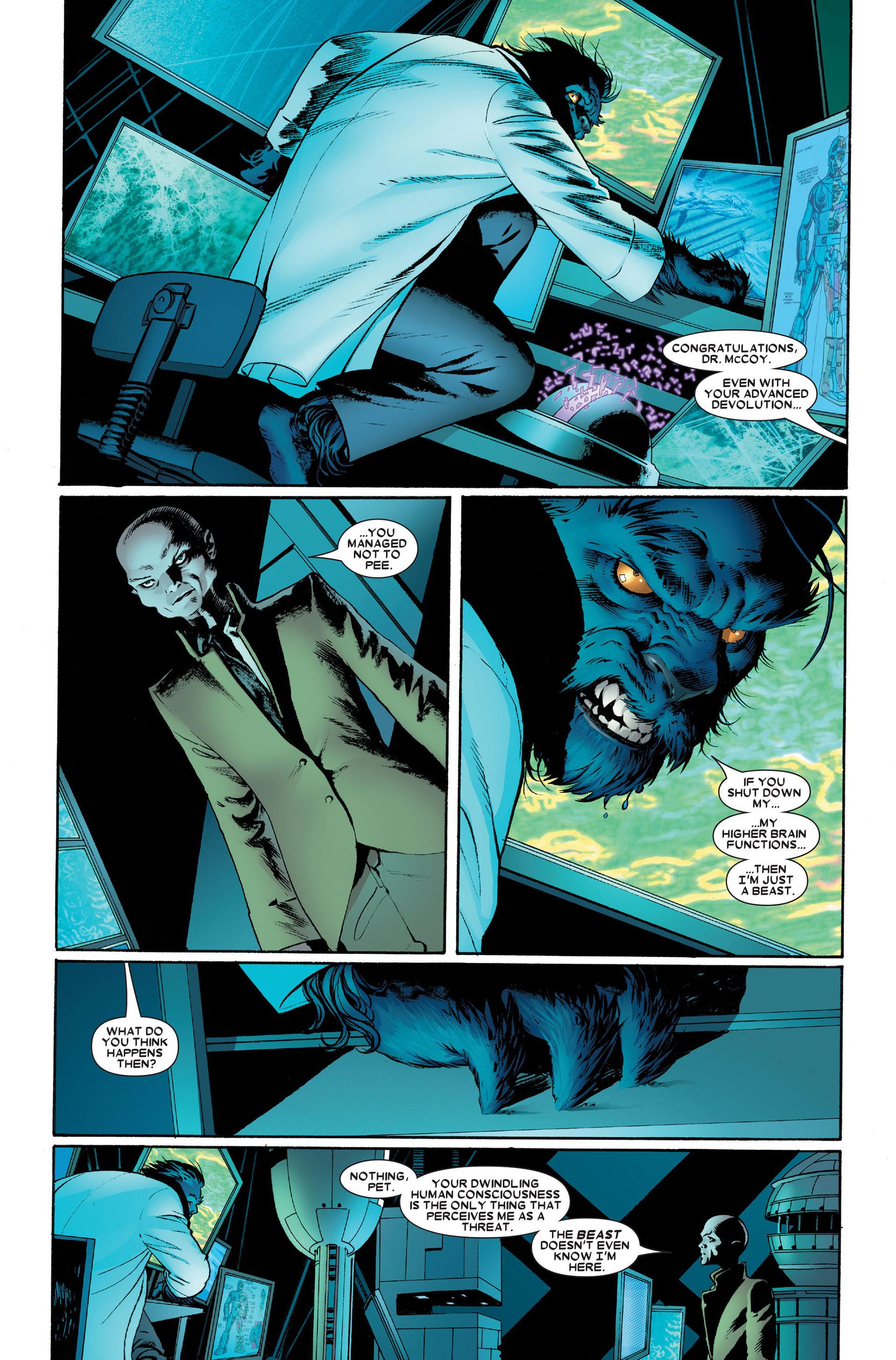Read online Astonishing X-Men (2004) comic -  Issue #15 - 5
