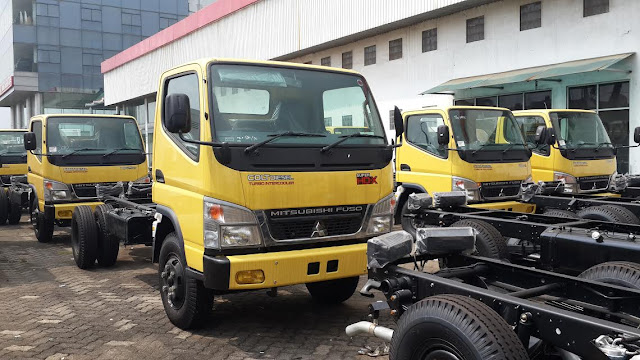 harga all new chassis mitsubishi colt diesel 2020