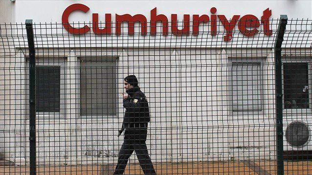 Υπόθεση Τζουμχουριέτ: Ελευθεροτυπία και Δικαιοσύνη… αλά Τούρκα!