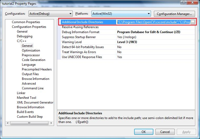 How To Install Opencv In Windows 7 32 Bit