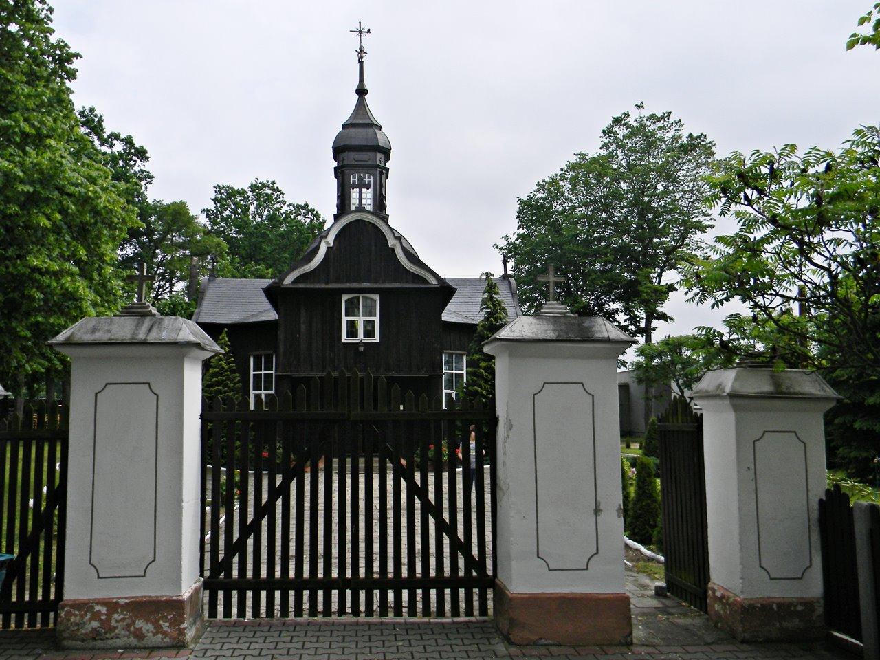 drewniany kościół, perełki, wsie