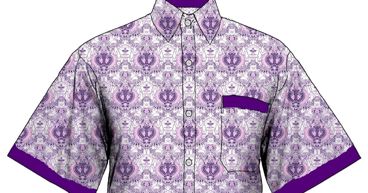 Model Baju Batik Seragam Sekolah Modern Terbaru 2016