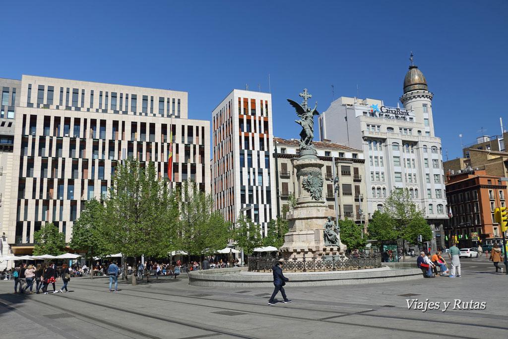 Plaza de España, Zaragoza