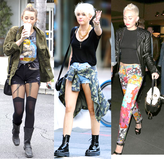 Fashion Blog: Different Fashion Style: Hipster