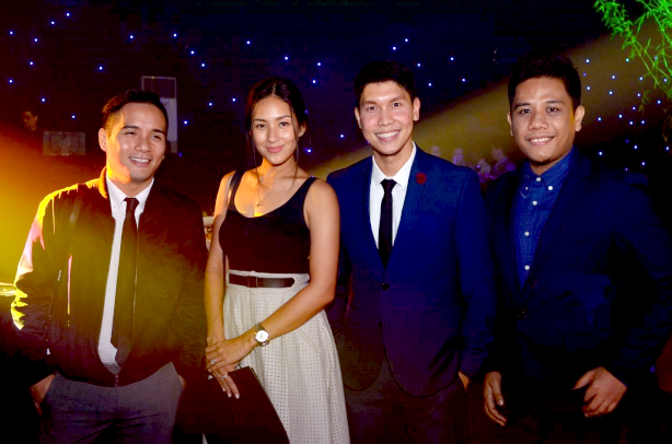 Smart Infinity Ambassadors, Smart Infinity, Mark Milan Macanas, James Chi, Paul Chuapoco, Mikaela Martinez
