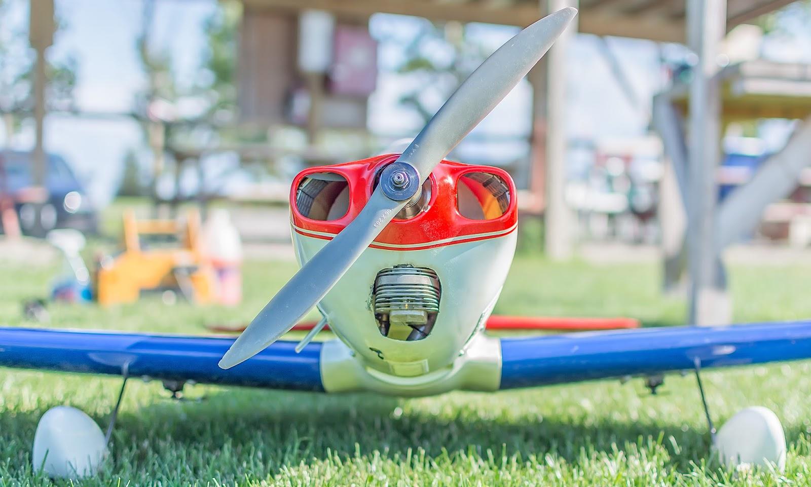 Wells' R/C Airplanes