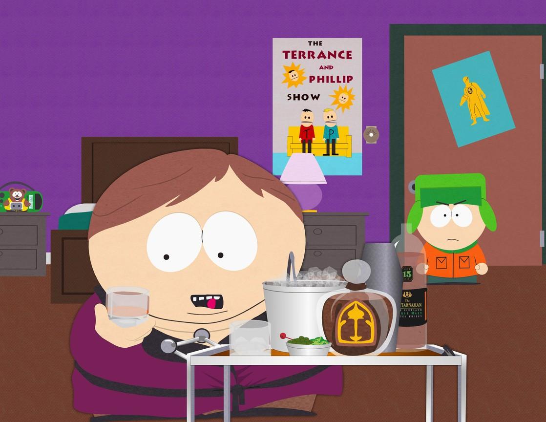 South Park - Season 11 Episode 08: Le Petit Tourette