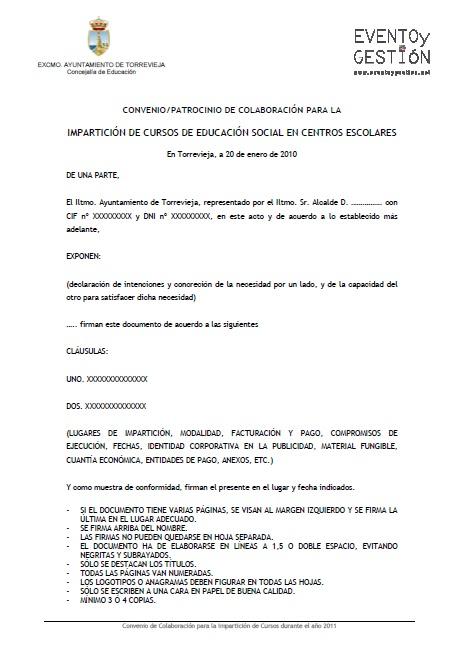 El Manual De Estilo Empresarial Anexo 42 Modelos De Acuerdos