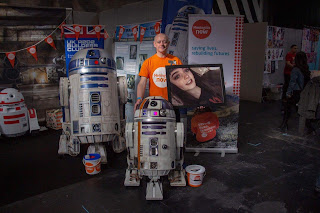 Meninigits Now, UK R2D2 Builders Club