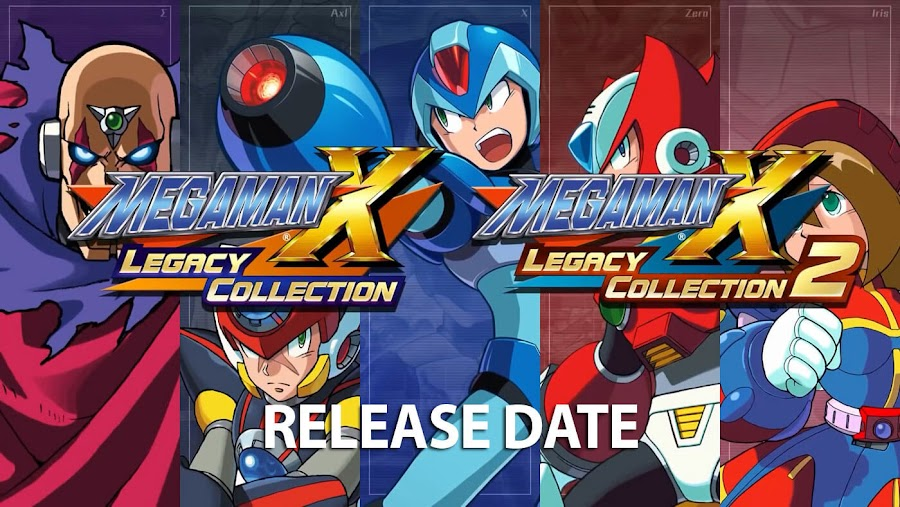 capcom mega man x legacy collection july 24