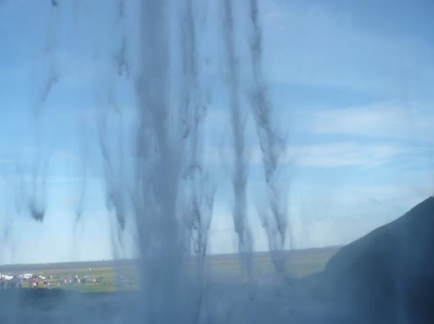cascata Skógar