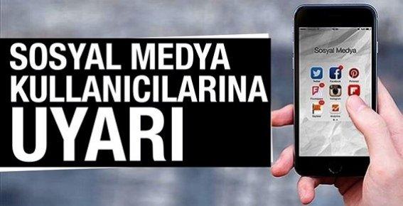 Sosyal Medyada Kaynağı Belli Olmayan Bilgi Paylaşanlara Uyarı Geldi - Kurgu Gücü