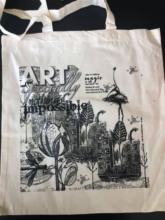 Shoppingbag for Art Specially 2020