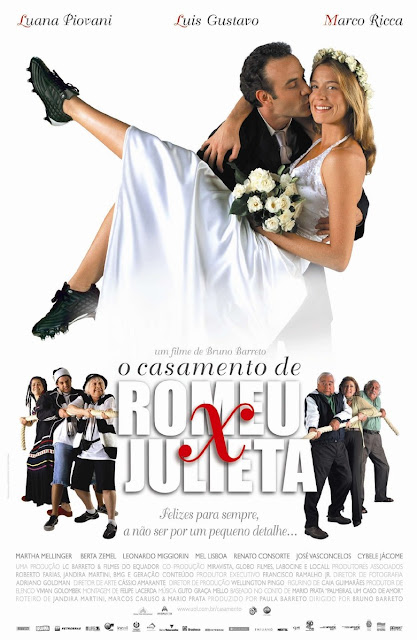 O Casamento de Romeu e Julieta (2005) ταινιες online seires oipeirates greek subs