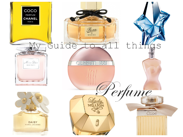 Guide - Perfume - fragrance - how to - Beauty - Eau de parfum - eau de toilette